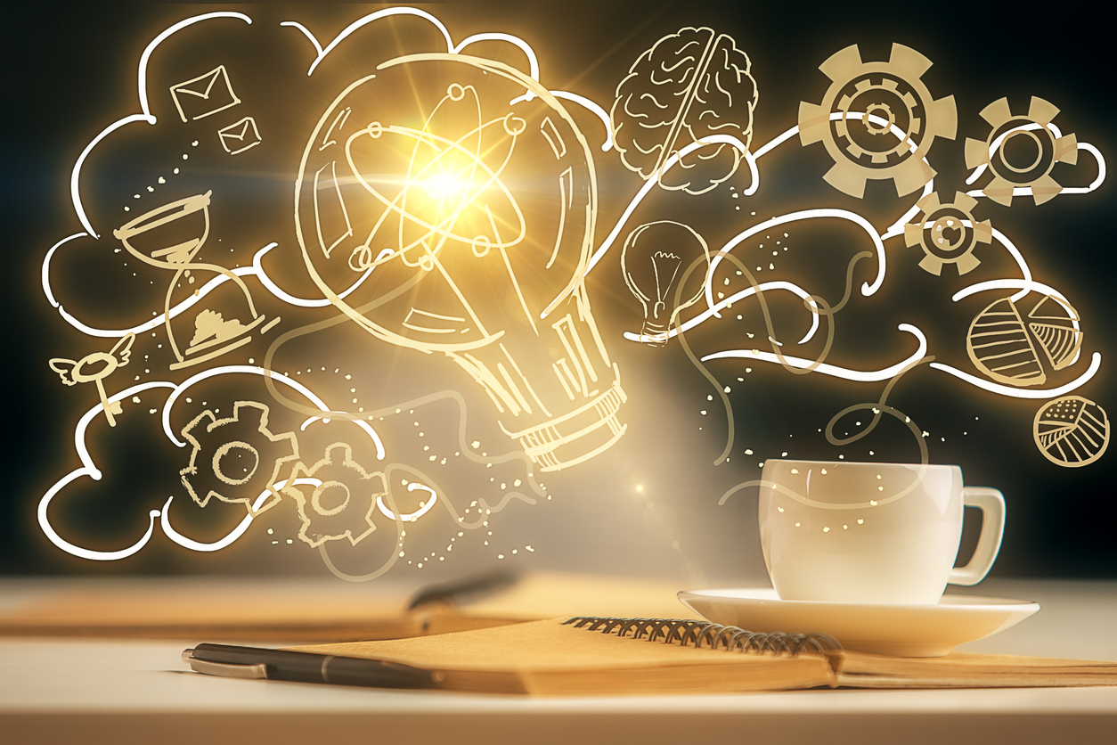 What is ideation?