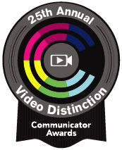 video distinction award